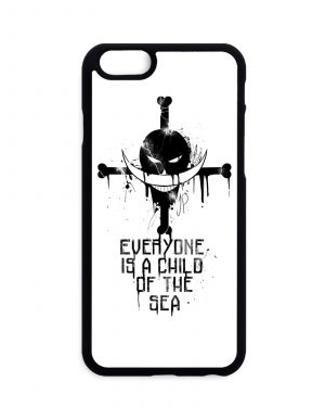 coque one piece barbe blanche