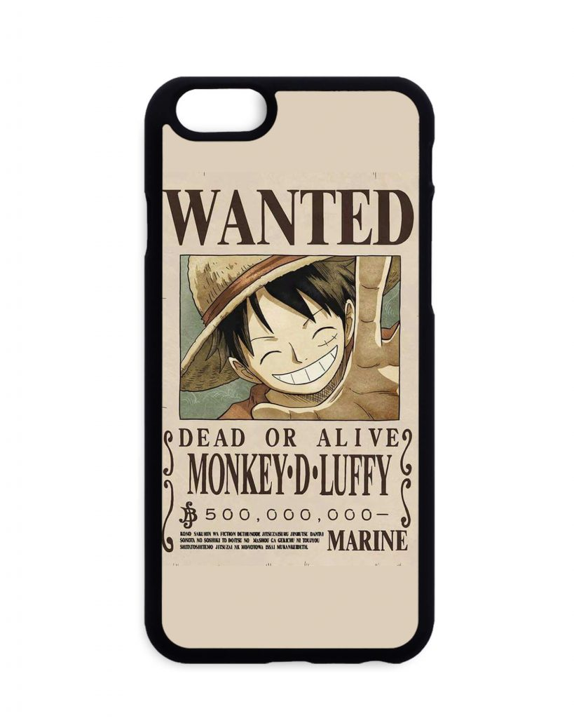 coque one piece wanted